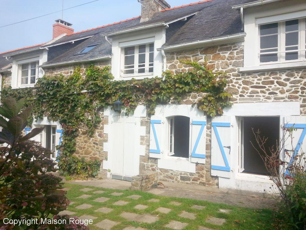 A vendre maison saint lunaire 130 m 298 680 for Agence maison rouge