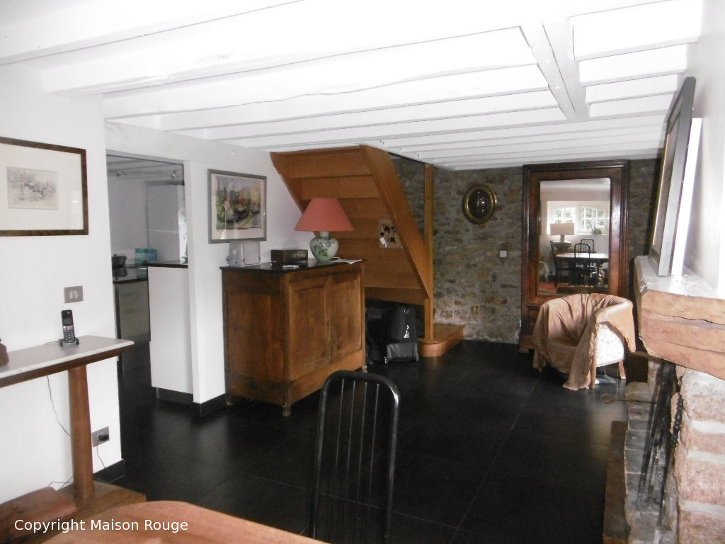 A vendre maison dinard 160 m 576 400 agence for Agence maison rouge dinard
