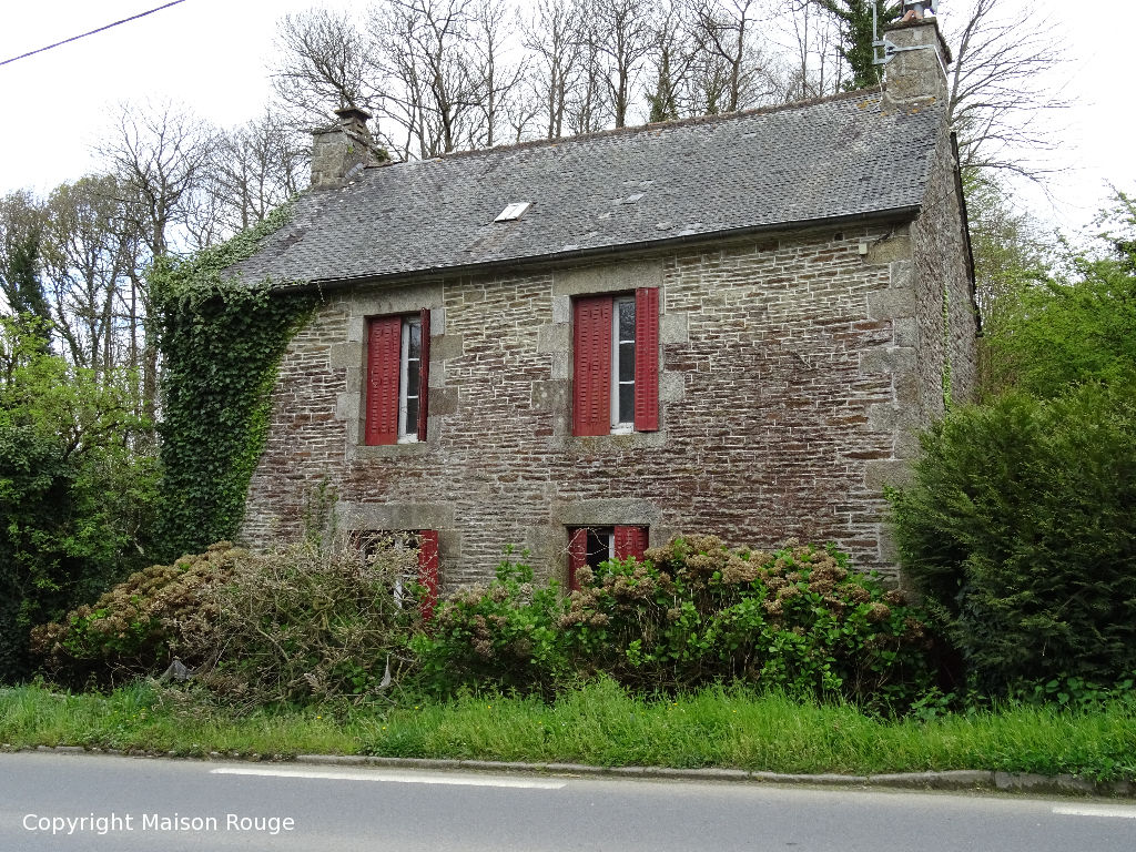 A vendre maison dinan 88 m 44 760 agence de la for Agence de la maison rouge