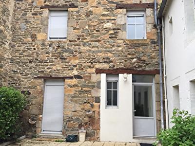 A vendre immeuble landerneau 0 m 280 000 luxior for Location garage landerneau