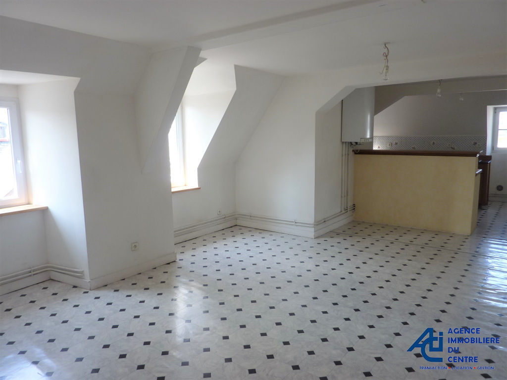 A vendre appartement pontivy 70 m 68 900 agence for Agence immobiliere 68