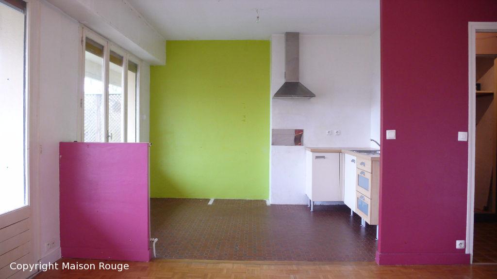 a vendre appartement saint malo 46 m 146 720 agence de la maison. Black Bedroom Furniture Sets. Home Design Ideas