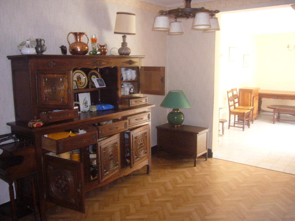 a vendre maison vannes 82 m 179 700 lp. Black Bedroom Furniture Sets. Home Design Ideas