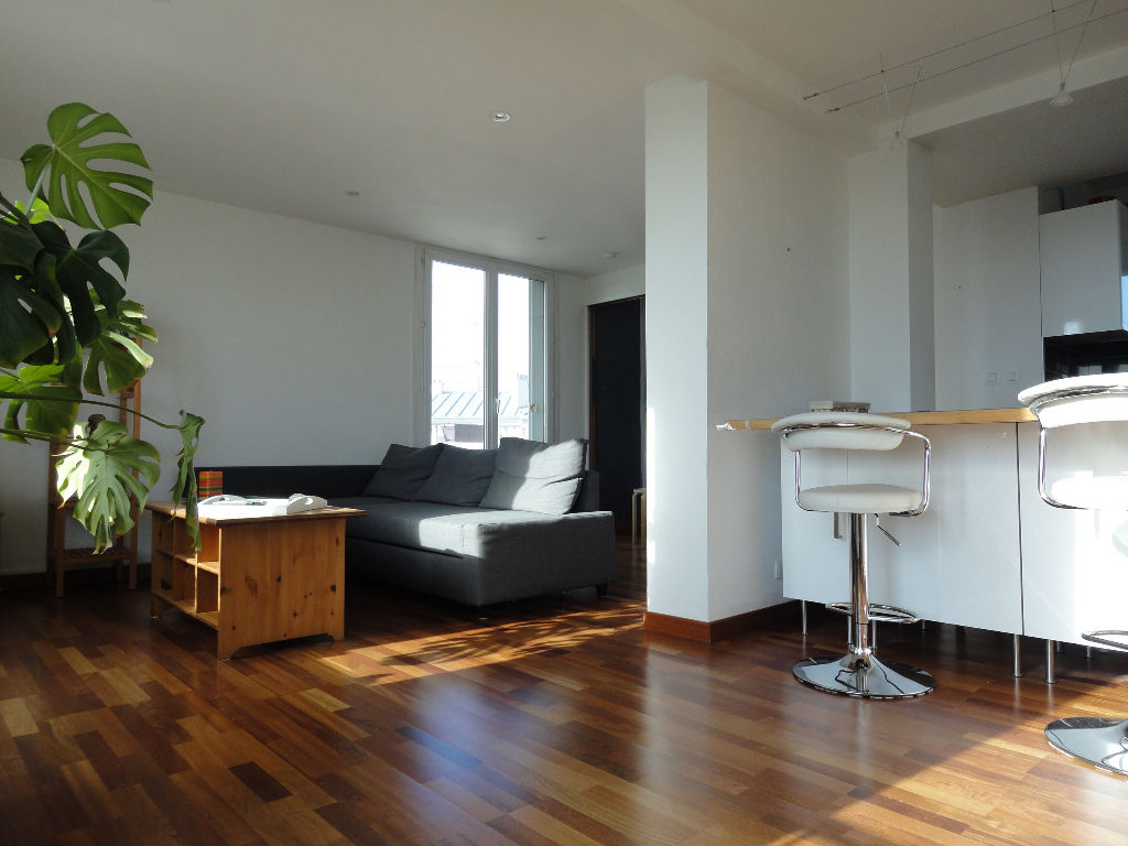EXCLUSIVITÉ  A VENDRE BREST ST MICHEL CENTRE APPARTEMENT T4 de 80 M² ASCENSEUR