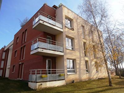 A vendre appartement chartres de bretagne 48 m 123 for Location maison chartres de bretagne