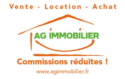 AG IMMOBILIER-COMMISSIONS REDUITES